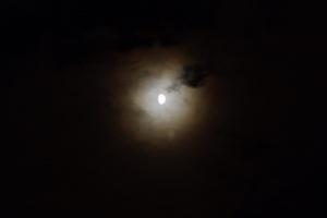 Moon before editing