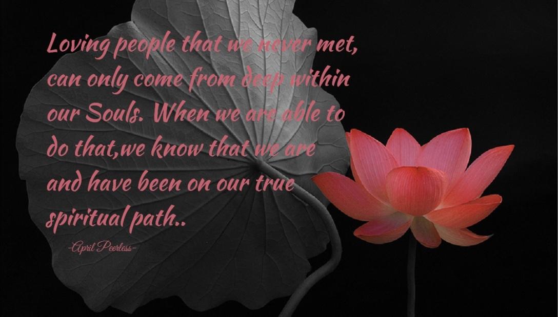 A Spiritual path