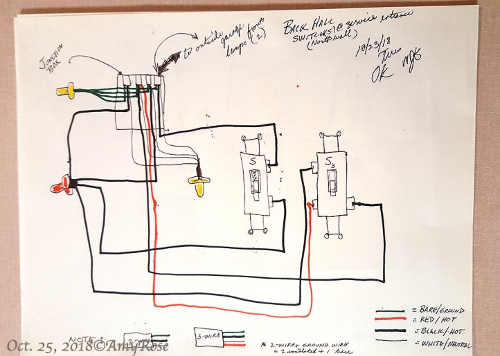 Example of the circuits Hubby checked.