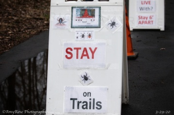 Another warning about ticks.